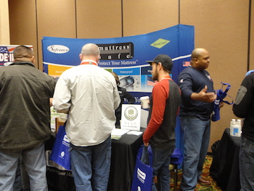 People explore Thermal Remediation annaul conference