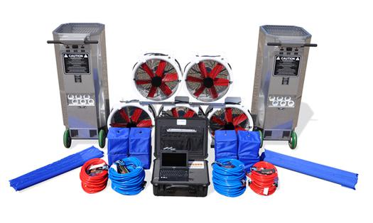 Ebb 115v Dual Heater Package Bed Bug Removal Equipment