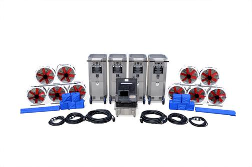 Ebb 40 Kw Package Bed Bug Removal Equipment