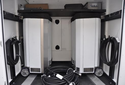 Ebb 40kw Trailer Package Bed Bug Removal Equipment